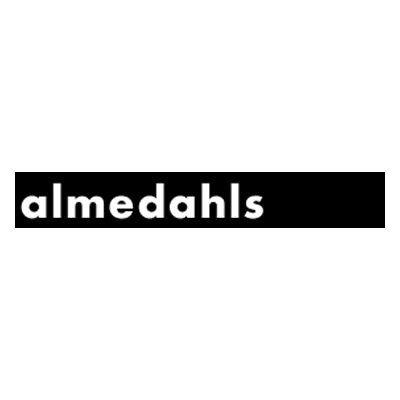 Almedahls logo.