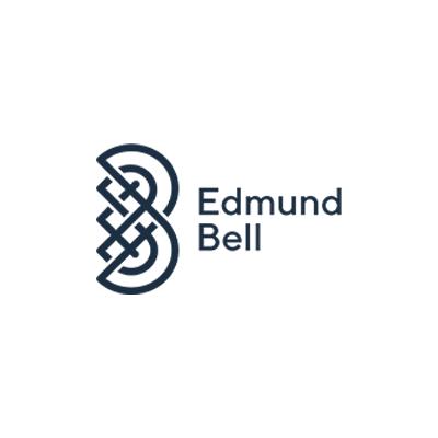 Edmund Bell logo.