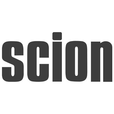 Scion logo.
